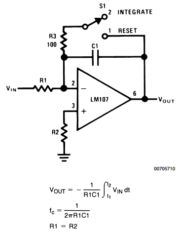 Op Amp Circuit Collection Basic Circuits ~ Circuit knowledge