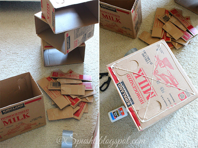 Gift Box Shoe Box Size