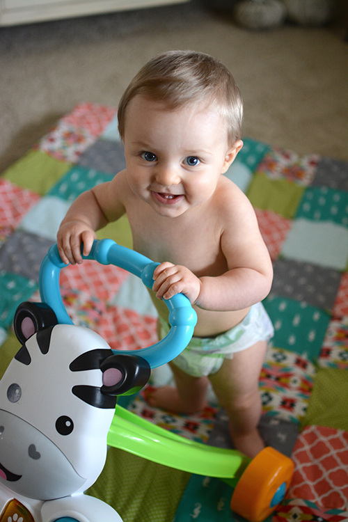 Ellis James, Baby Update - Nine Months | My Darling Days