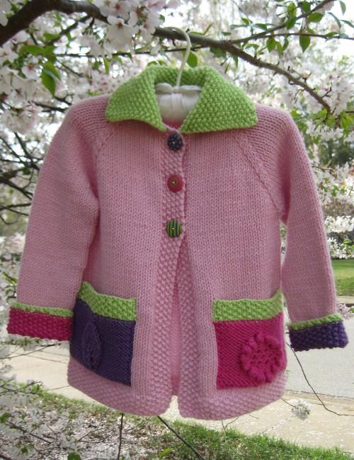 Pinky Flora - Free Pattern