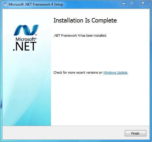 NET Framework Terbaru