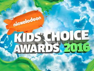 Participar promoção Kids Choice Awards 2016