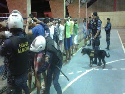 Guarda Municipal de Corumbá (MS) intensifica o policiamento ostensivo nas praças CEU e Cristo Redentor