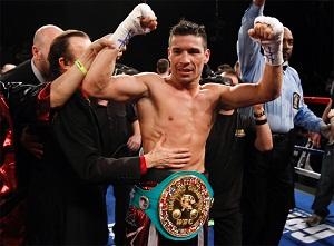 Sergio Martínez campeón
