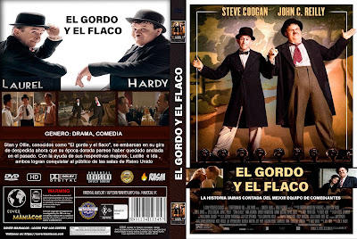 EL GORDO Y EL FLACO - STAN AND OLLIE - STAN & OLLIE - 2018 [COVER DVD]