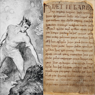 Beowulf is the earliest remarkable epic of the anglo-saxon people. This heroic poem of nearly 3000 line is considered as the earliest surviving epic of the teutonic people. It is heroic in spirit chivalrous in content and humanistic in appeal. Beowulf has three major parts all are logically connected.