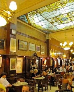 Cafe Toroni  Buenos Aires Argentina