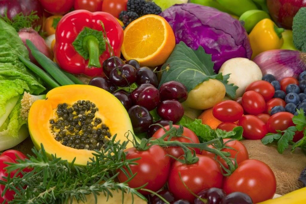 makanan menyehatkan paru paru