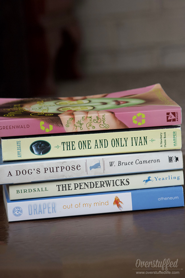 Five books your kids will love reading this summer