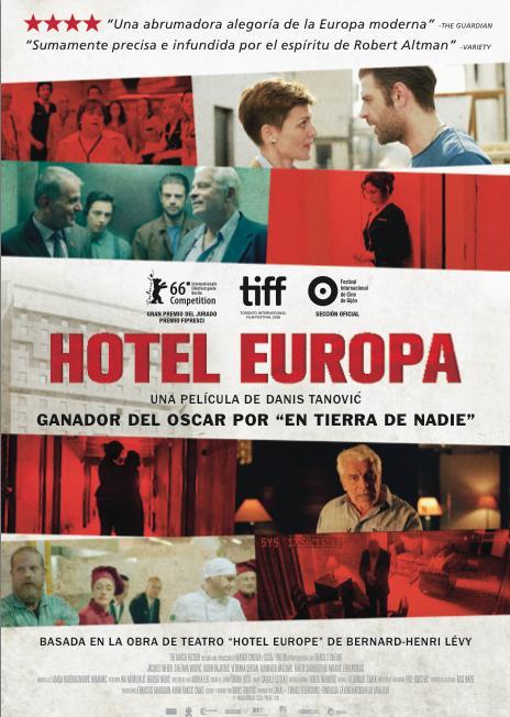 ver Hotel Europa 2017