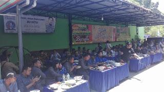 Nikmati Ayam Panggang Khas Gandu Magetan, SBY Pesan Tingkatkan UMKM