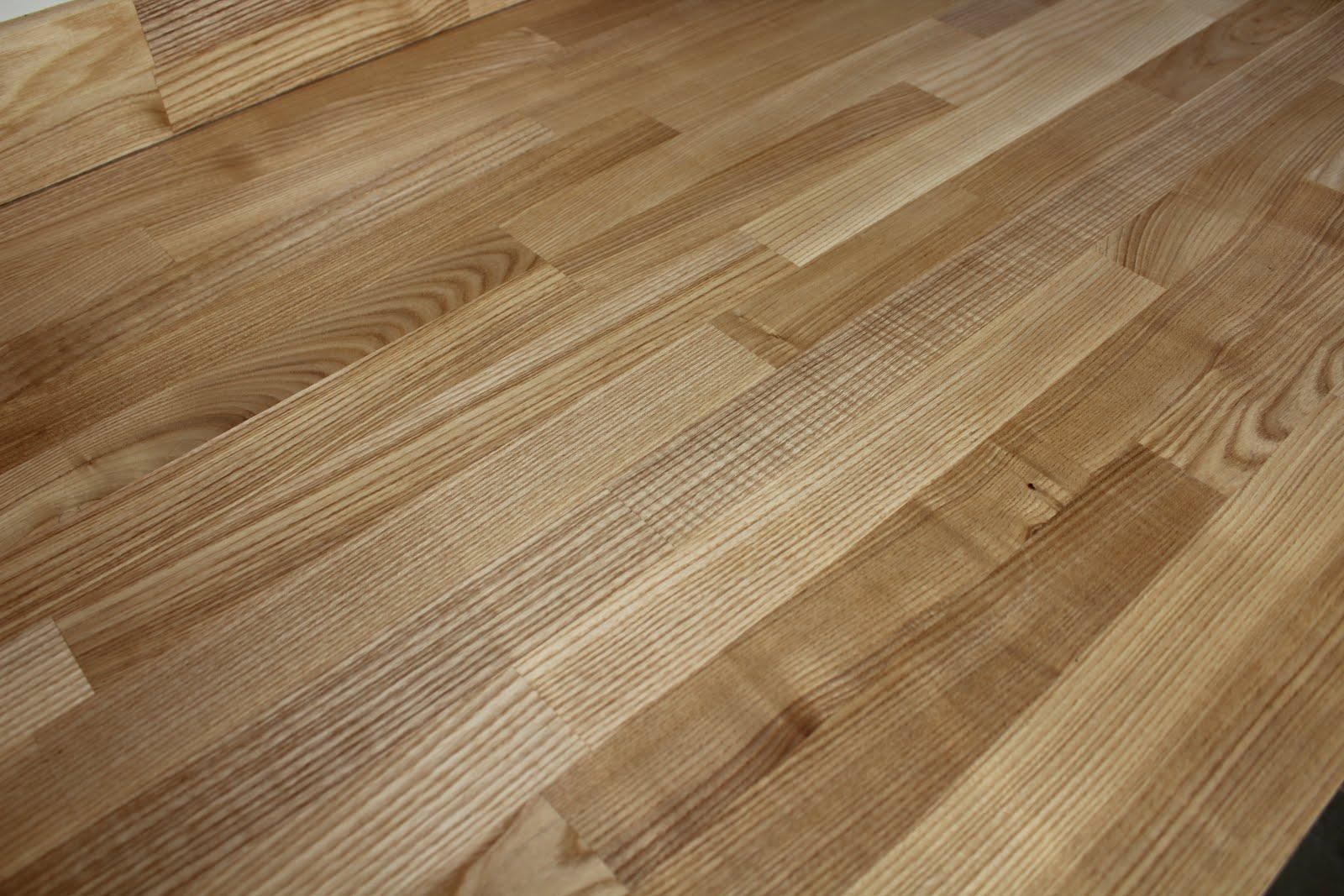 Ash Wood Worktops