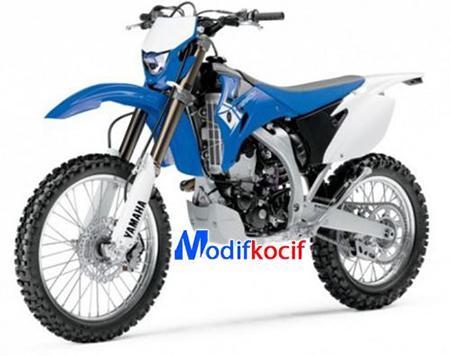 Harga Motor Trail Yamaha WR250R