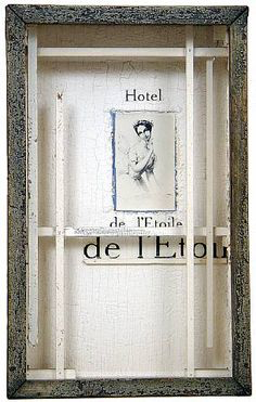 Joseph Cornell Hotel de l'Etoile: The diplomacy of Lucile Grahn circa 1953