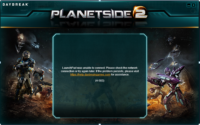 How to fix the planetside 2 launcher error youtube.