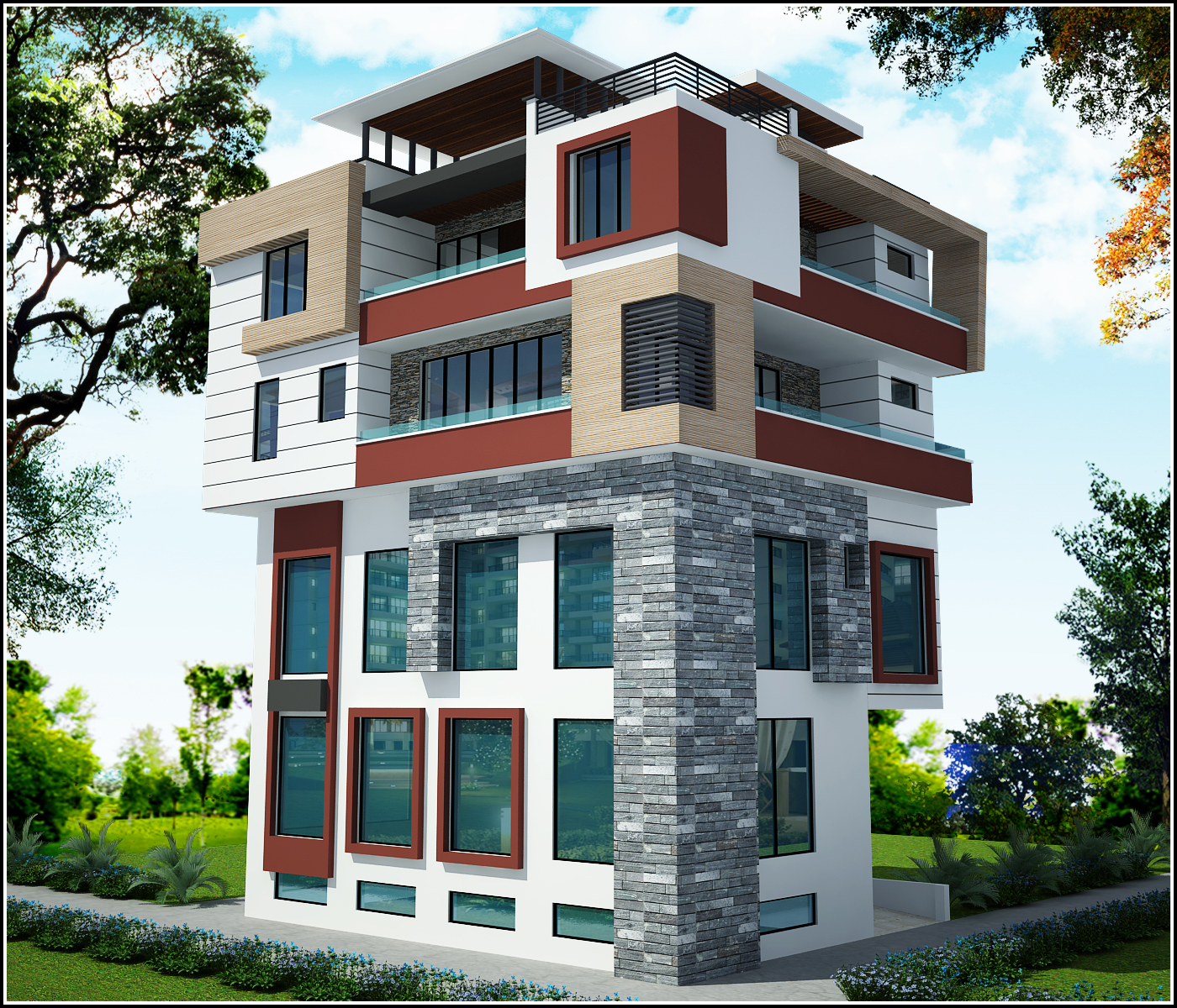 Ghar Planner Leading House Plan And House Design Drawings Provider In India Gharplanner
