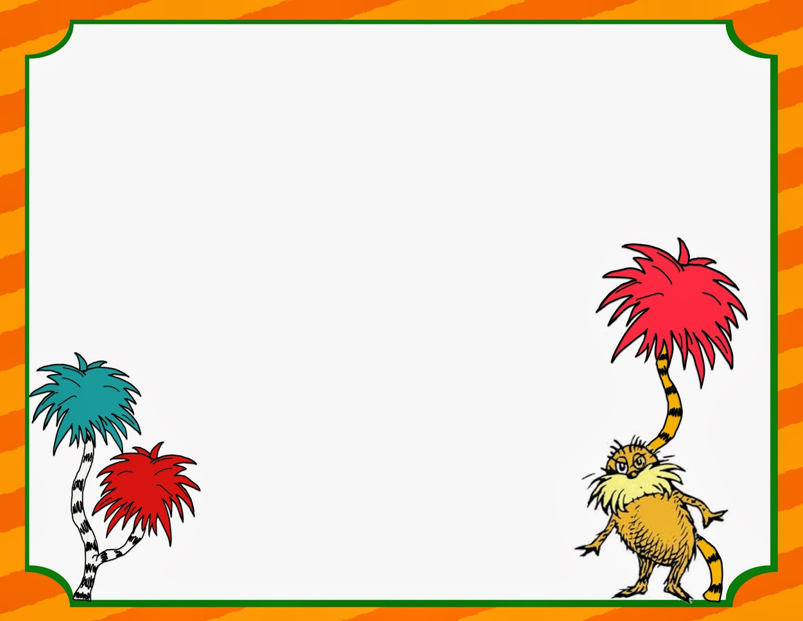 Scrap N Teach: More Dr. Seuss writing papers (primary grades)