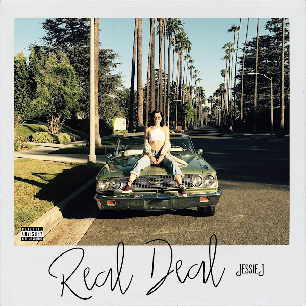 Jessie J - Real Deal - Single Cover