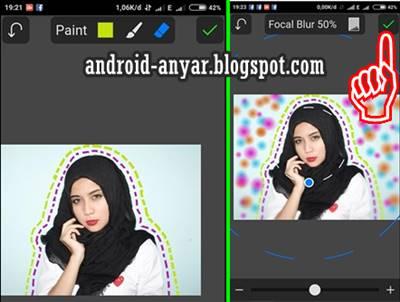 cara membuat garis putih di picsart aplikasi edit foto garis putih picsay