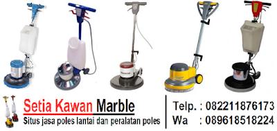 polisher lantai