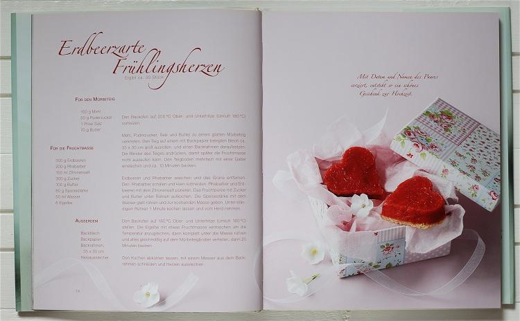 Rezension/Buchvorstellung Süße Überraschungen von Mona Binner und Luisa Marschall 2