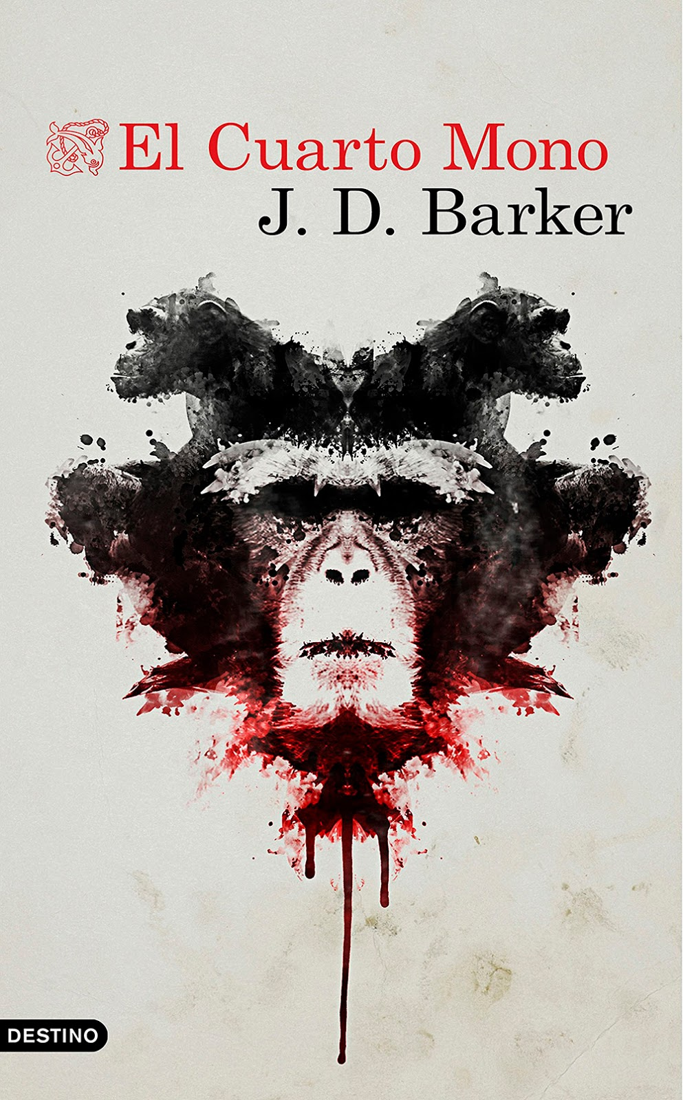 El cuarto mono 1, J.D. Barker