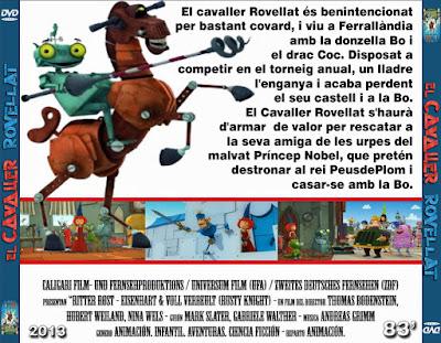 El cavaller rovellat - [2013]