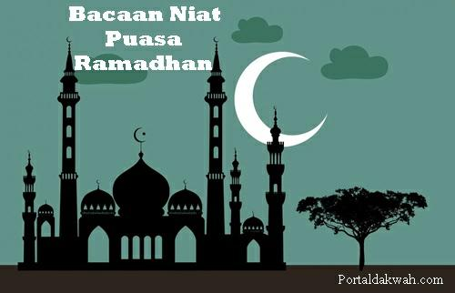 Bacaan Niat Dan Doa Buka Puasa Ramadan Lengkap