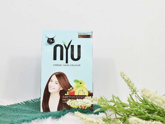 NYU Creme Hair Color