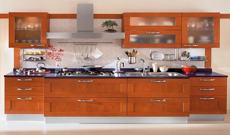 Cocinas lineales para todos los gustos cocinas con estilo for Cocinas lineales de cuatro metros