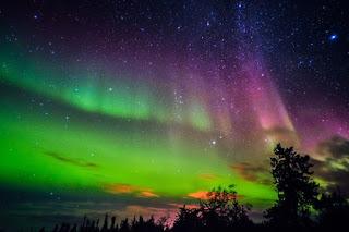 El fenómeno de las Auroras