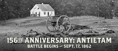 On this Day in 1862: The Battle of Antietam Is Raging