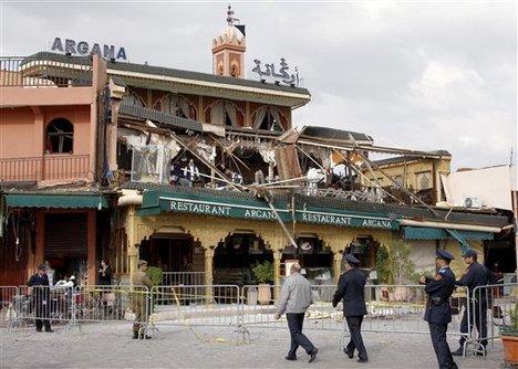 Marrakesh. Zamach terrorystyczny 28 kwietnia 2011