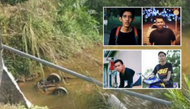 Misteri Kehilangan 4 Remaja Akhirnya Terbongkar