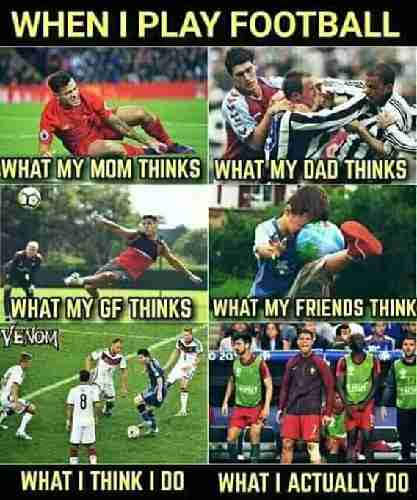 20 Most Hilarious Football Memes 2020