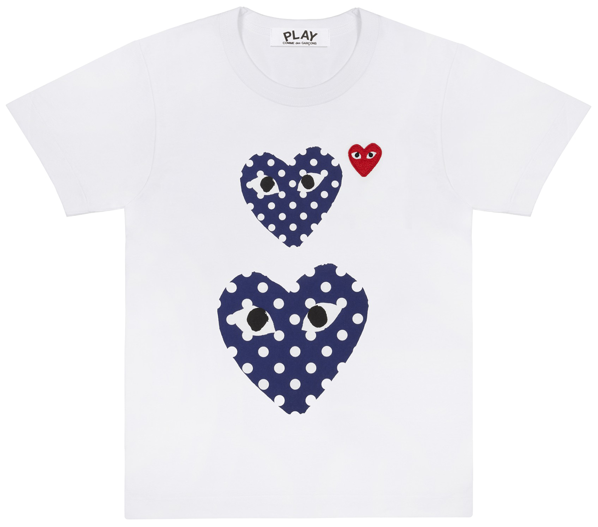 Collection:2018 NEW ! PLAY COMME des GARCONS T-SHIRTS|コムデギャルソン店舗マップ