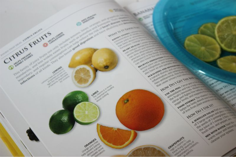 Healing With Whole Foods Book Review