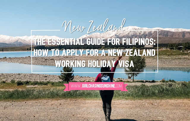 New Zealand Working Holiday Visa for Filipinos Guide