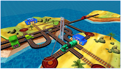 Train Maze Simulator 1.1 APK