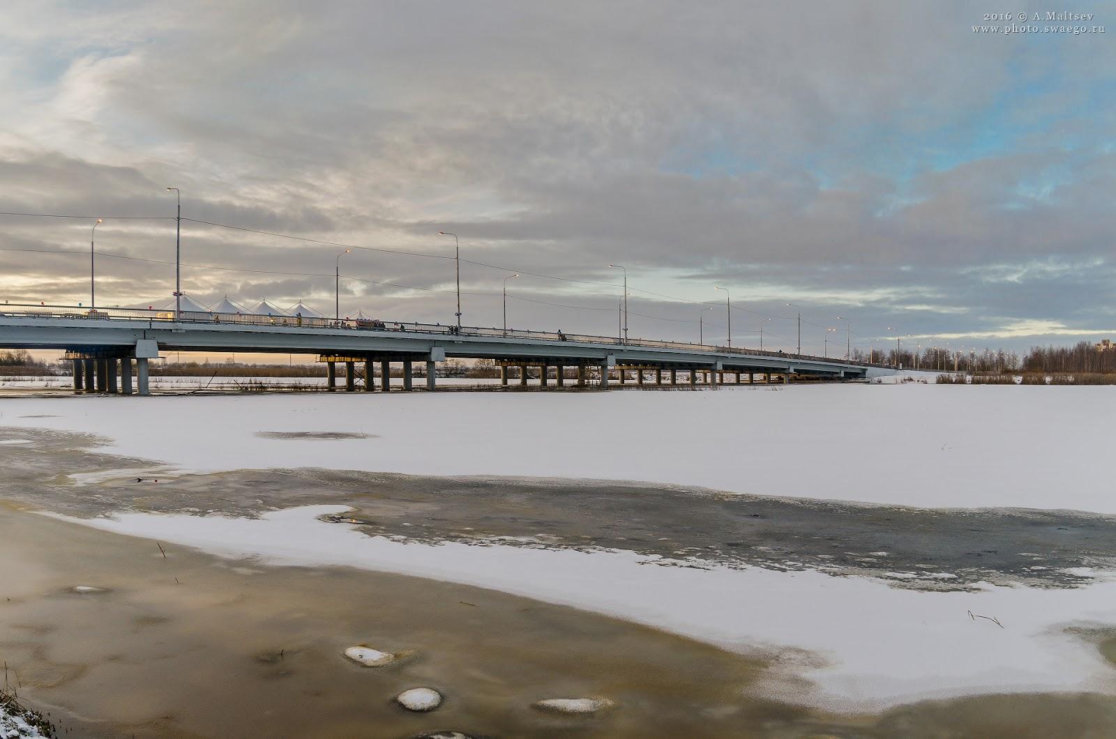 основании новый мост в колпино фото можно улучшить: Есть