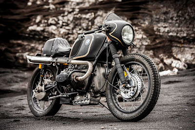 "BMW R100 RT ""La Pantera"" by Russell Mecanica"