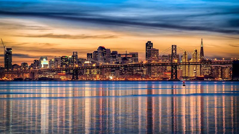 San Francisco Cityscape HD