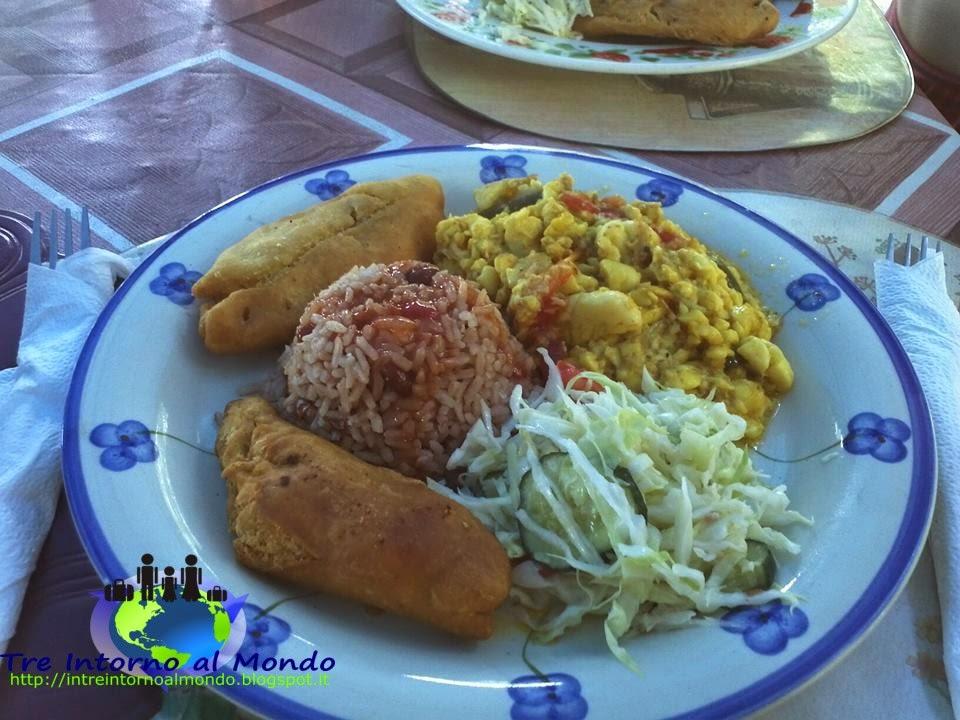 Tre intorno al mondo La cucina Giamaicana