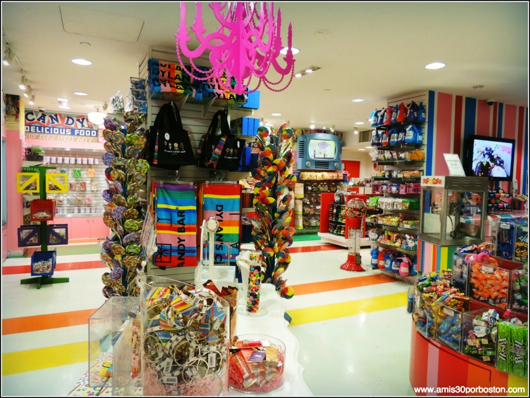 Dylan´s Candy Bar: Objetos de Regalo