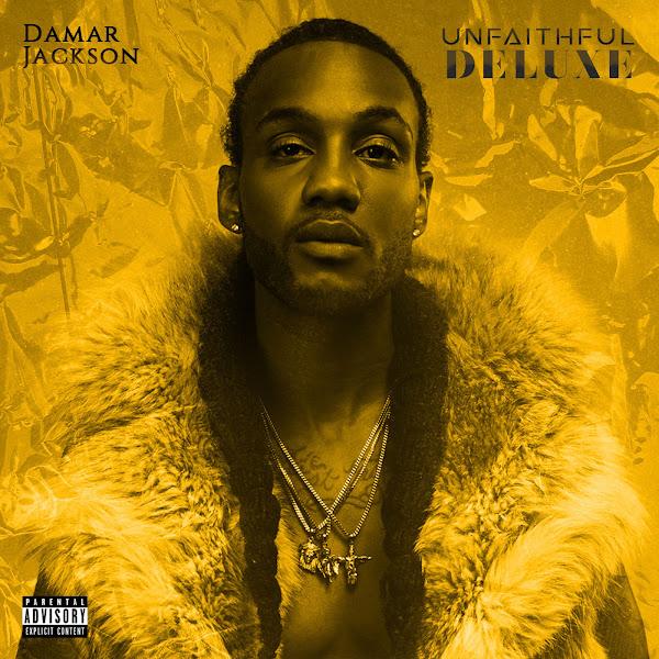Damar Jackson - Unfaithful (Deluxe) Cover