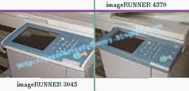 Fotocopy Canon Ir4570 dan Ir3045 bekas