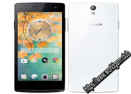 Oppo R827 Official Firmware is Full Free Download