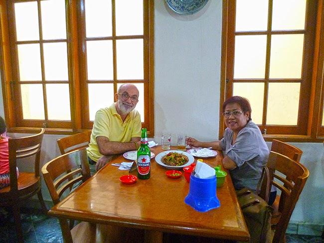 Restaurante Shantung en Jakarta