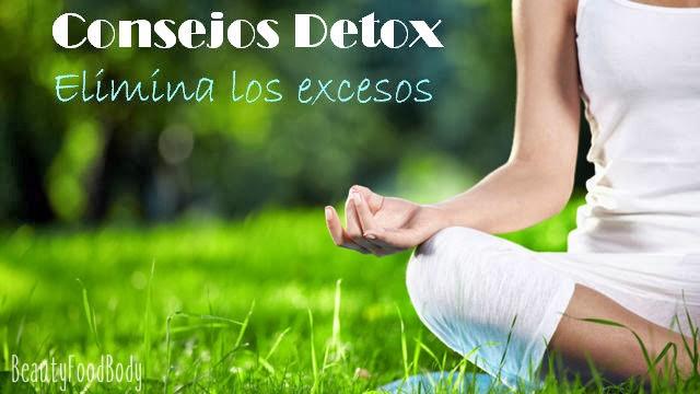consejos detox consejo tip dieta