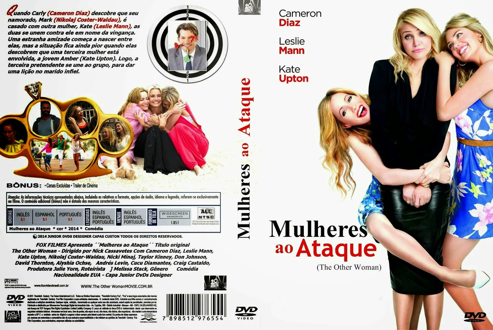 Mulher ao ataque woman on the prowl - 4 10